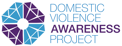 Logo for the Domestic Violence Awareness Project
