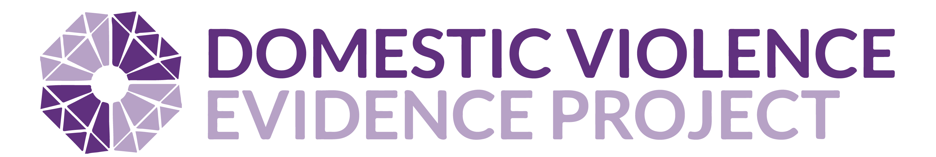 Domestic Violence Evidence Project logo