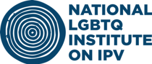 National LGBTQ Institute on Intimate Partner Violence logo